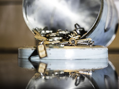 Keyes... - week5 (soderqvist.magdalena) Tags: keyes mirror reflection sony a7ii