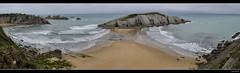 Playa de Covachos (Pogdorica) Tags: playa panoramica cantabria covachos