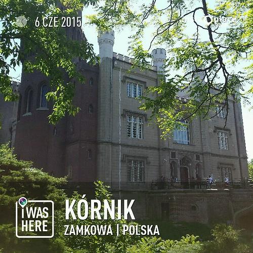 Zdjęcie zrobione przez InstaPlace #instaplace #instaplaceapp #android #kórnik #polska #day #spring #pl