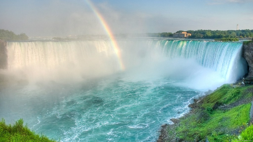 3Vẻ đẹp khó cưỡng lại của Thác Niagara