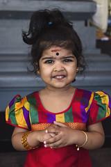 (TheTimeTraveler!) Tags: world travel viaje portrait girl face photography gente photos retrato indian ceremony spot best nia fotos malaysia kualalumpur hindu lunar indu ceremonia malasia javisanchezdelavia
