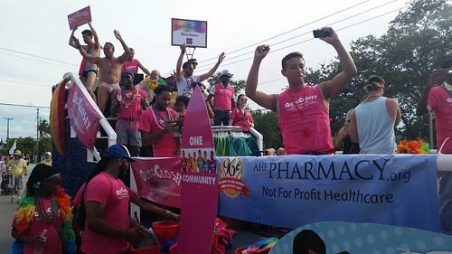 Wilton Manors Pride 2015