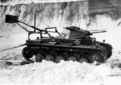 Ladungsleger II, engineer vehicle based Pz.Kpfw.II
