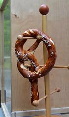 Pretzel (edrichhans) Tags: food giant big europe snack huge hanging hang pretzel
