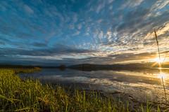 Midnightsun (johansenfoto) Tags: sunset sun norway alta midnightsun finnmark midtnattsol