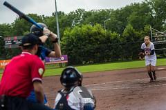 NLD, Softball - XIX European Softball Fastpitch Championship Women 2015 (Grega Valancic Foto) Tags: holland sports netherlands field sport ball netherland softball fastpitch 2015 nld rosmalen echw echw2015