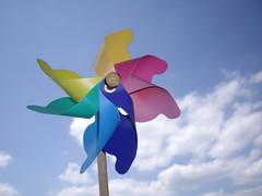 Colors (Julia Mark) Tags: blue sky colors yellow blauw geel roze μπλε ροζ γαλαζιο κιτρινο ουρανοσ χρωμματα