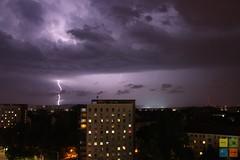 Power 4 (FotoCaching) Tags: dresden nacht blitz gewitter langzeitbelichtung