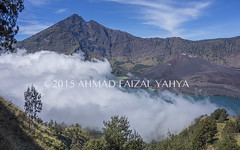 _DSC0274SSRw (a.faizal) Tags: mountain lake indonesia asian volcano asia hiking hike hikers volcanic lombok asean anak mountaineer danau rinjani segara lombokisland mountrinjani segaraanak danausegaraanak segaraanaklake