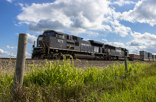 NS 1073 East; Cameron,IL