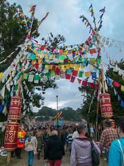 Sacred Space Entrance (Litost.) Tags: day1 sacredspace glastonbury2015