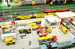 VA BrickFair 2015 Greater Florida Lego Train Club, GFLT (EDWW day_dae (esteemedhelga)) Tags: lego bricks minifigs lug moc afol minifigures edww daydae esteemedhelga greaterfloridalegotrainclub gflt vabrickfair2015