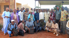 Feed the Future Mali Livestock Technology Scaling (MLST) Project: community animal health platforms facilitators training
