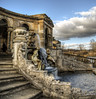 the fountain at Hever Castle (neilalderney123) Tags: ©2016neilhoward hever fountain kent castle lake history