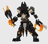 JtO System Makuta (Folisk) Tags: lego bionicle big fig figure small mini journey one titan unreleased mixel joint g2 generation 2