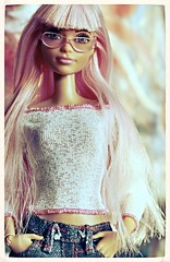 Img_4698 (GreenWorldMiniatures) Tags: barbie curvy daisypop fashionista madetomove mtm bluetop 2016 fashionfever