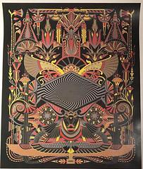 Poster (SXU-ART) Tags: kylebaker silkscreen poster sxu artgallery print art 2017