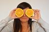 Occhi d'arancia Cristina - Orange eyes Cristina. (sinetempore) Tags: ritratto portrait viso volto occhi eyes orangeeyes occhidarancia arancia orange donna woman ragazza girl ritrattodonna