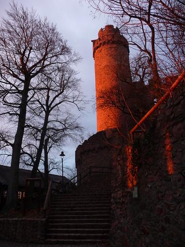 Auerbach Castle Sunset 161227_383i