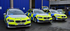 Cambridgeshire Police Brand New Traffic Cars - AE16 AGU, AE16 AGX & AE16 AGY (Chris' 999 Pics) Tags: cambridgeshire police bmw 530d traffic car rpu roads policing unit brand new old marked force hq law enforcement 999 112 crime criminal prevention anpr automatic number plate recognition ae16agu ae16agx ae16agy