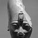 looks like an egyptian - (Amenhotep II, 1400 b.c.)