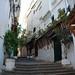 Ruelle dans la Casbah d'Alger