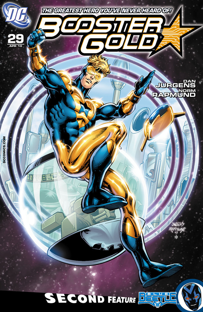 Booster Gold (2007) #29