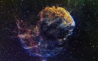 The Jellyfish Nebula - IC 443