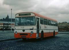 GMT TV942 (VDB 942) (Martha R Hogwash) Tags: gmt greater manchester transport tv942 vdb942 aec reliance willowbrook north western road car training bus hyde