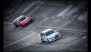 Ferrari 308 GTB Gr.4 (1979) & Renault 21 Turbo Gr.N (1987)