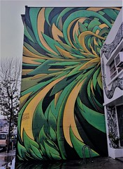 Natural Blast (ArtFan70) Tags: naturalblast ianross ross yerbabuena sanfrancisco sf california ca unitedstates usa america art mural