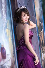 DSC_7555 (Robin Huang 35) Tags: 孫卉彤 candy 格林奇幻森林 婚紗 婚紗基地 新娘 bride portrait lady girl nikon d810 人像