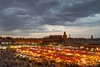 Djemaa El Fna (Sandra & Dean K.) Tags: park canon square de eos la place ben jardin el morocco berber bahia 7d marrakech palais majorelle souk medina marrakesh marokko cyber koutoubia bab quartier kasbah tajine marrakesch youssef fna medersa agnaou tannerie djemaa mellah jamaa tanneur hivernage guéliz