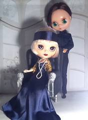 Daisy Buchanan and the Downtrodden Prince of Wales: Toy-in-the-Frame Thursday