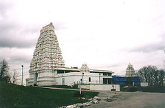 The Hindu Temple of Greater Chicago (Sri Rama Temple) (Lemont, IL)