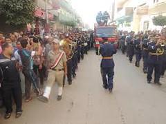 موكب جنازة عسكرية للنائب العام المصري هشام بركات (albaldtoday) Tags: هشام جنازة بركات النائبالعام