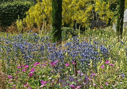 Broughton Grange Garden Oxfordshire