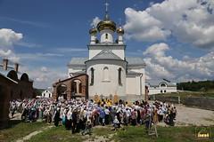 154. Престольный праздник в Адамовке