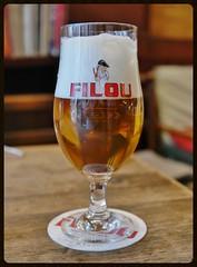 Belgian Beer - Filou (infp69 Photography) Tags: beer belgium drink cerveza ale cheers bier belgianbeer l