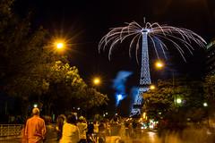 Bastille Day 2015 (Ballou34) Tags: light paris tower night canon eos rebel flickr day tour fireworks eiffeltower explosion eiffel toureiffel bastille bastilleday ftenationale 650d t4i eos650d rebelt4i ballou34