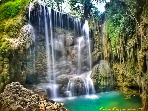 Air Terjun Oenesu Kupang-NTT
