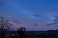 Dripping paint (galwachs) Tags: sky clouds cel paisaje ciel cielo nubes sight nuages paisage paisatge nubols cieux