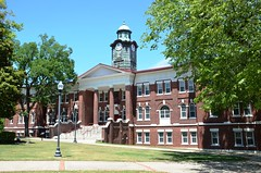 Tuskegee University, White Hall