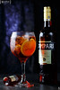 Creative Bar (Daniel Ares) Tags: drinks drink bar gourmet cocktail coquetel gin tonic gintonic red colors cold alcohol lighting professional restaurant fruits fruit glass vodka campari