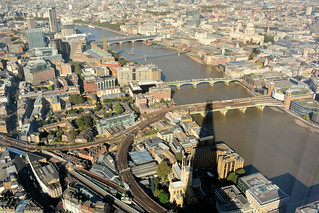 Cannon Street Station; From The SHARD