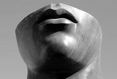 More trouble every day... (modestino68) Tags: bn bw arte art bocca mouth igormitoraj frankzappa