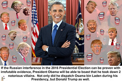Obama takes down Trump? (The Devils in the Details) Tags: donaldtrump politicallyincorrect cia barrontrump gop isis margarethamilton vladimirputin sexdrugsandrockandroll hillaryclinton plannedparenthood bigot dumptrump thewalkingdead republican pedophile mikepence nastywoman badhombre conservative rape riencepriebus donaldmcgahn stevenbannon frankgaffney jeffsessions generaljamesmattis generaljohnkelly stevenmnuchin andypuzder wilburross cathymcmorrisrodgers bencarson ltgenmichaelflynn ktmcfarland mikepompeo nikkihaley betsydevos tomprice scottpruitt seemaverma gayconversiontherapy marriageequality kukluxklan daryldixon downtonabbey pussy melaniatrump riggedelection jihad terrorist taliban walmart mexicanwall racism confederateflag nazi islam hilaryclinton berniesanders americannaziparty thebeatles therollingstones democrat rainbow tednugent boycotttarget contraception abortion tinfoilhatsociety batteredwomansyndrome she'sacunt foxnews russia liberal