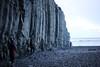 Reynisfjara (fordc63) Tags: iceland travel basalt lava cliff cliffs mountain column cave blacksand sand beach ocean sea surf tide waves