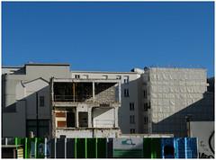 Urban poetry * (michelle@c) Tags: urban city architecture landscape modern contemporain worksite buildings demolition 2016 parisxiv explore michellecourteau