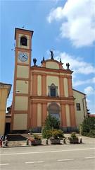 Via Francigena - Robbio - Mortara